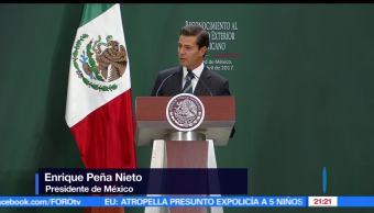 EPN, firma, modificaciones, reglamento del servicio exterior, Mexico, Ley