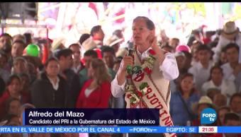 Candidato, Gubernatura Estado de México, Alfredo del Mazo, Visita, Atlacomulco, PRI