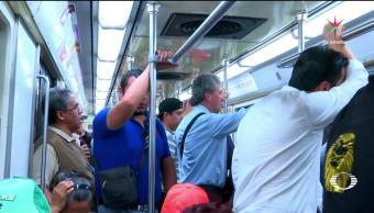 Metro, Aumenta, Usuarios, ALza, Incremento, Tarifas de transporte publico