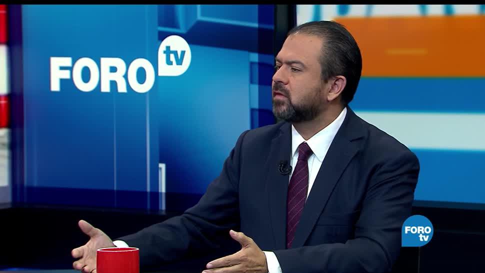 PGR, crimen organizado, programa, Jorge Lara