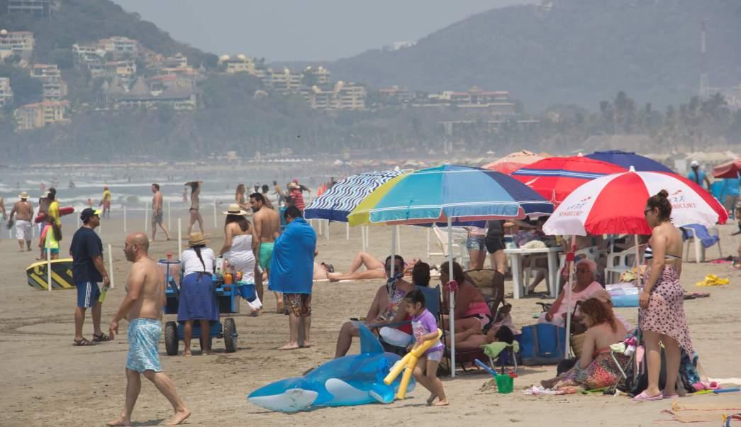 Turismo en el puerto de Acapulco. (Notimex, archivo)