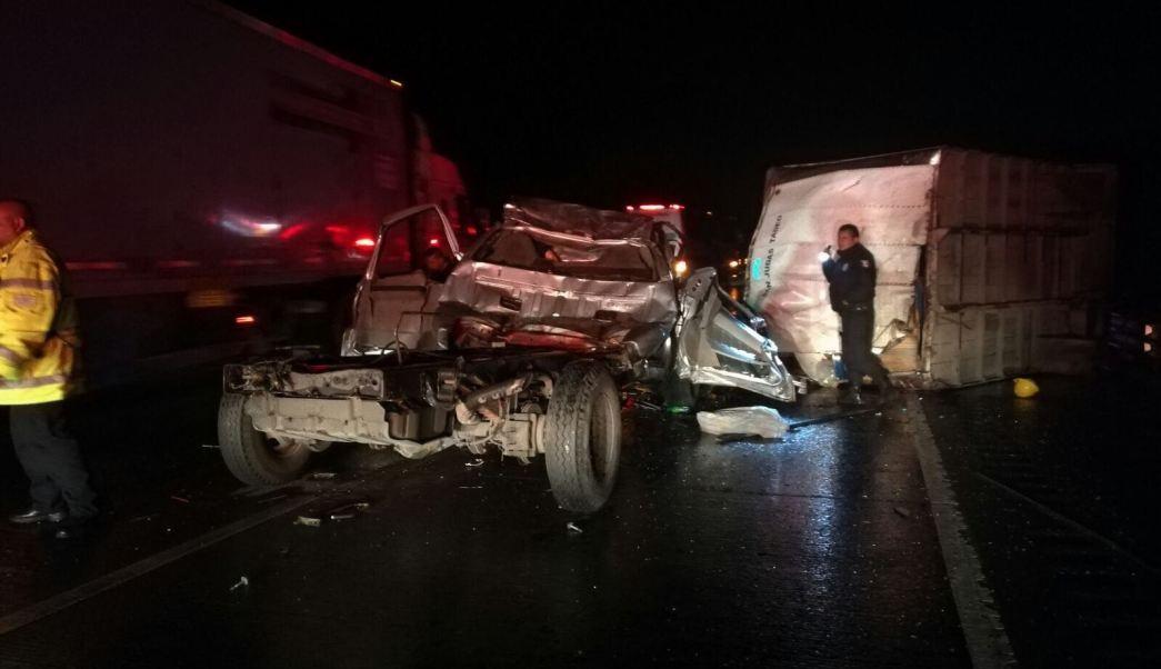 Accidente automovilístico en Hidalgo deja un muerto. (Noticieros Televisa)