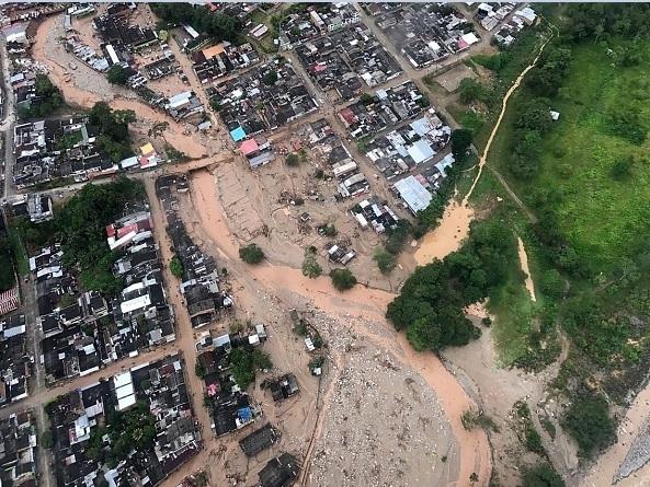 Al momento 467 personas tiene reporte de desaparecidas por la avalancha en la ciudad colombiana de Mocoa.
