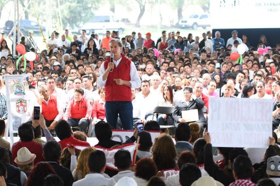 Alfredo del Mazo Maza, candidato al gobierno del Edomex (Twitter @alfredodelmazo, archivo)