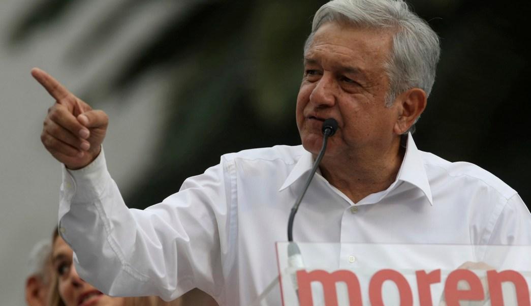 AMLO acusa al INE de ser cómplice de 'la mafia del poder'. (AP, Archivo)