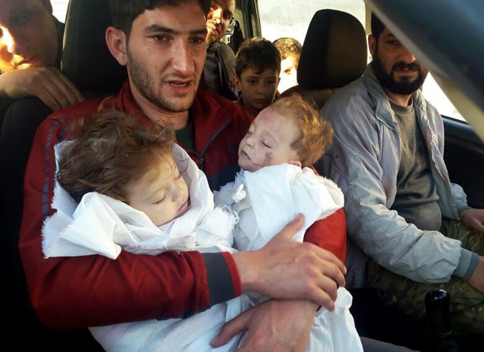 Siria Trump Assad