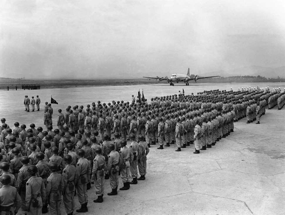 Corea Guerra Estados Unidos