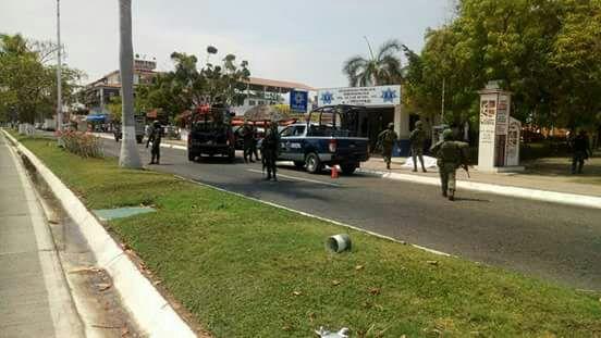 Después del ataque los agresores huyeron. (Noticieros Televisa)