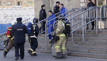 La Policía en la ciudad está en alerta tras la explosión en San Petersburgo. (AP, archivo)