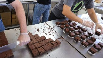 Brownies de marihuana (AP, archivo)