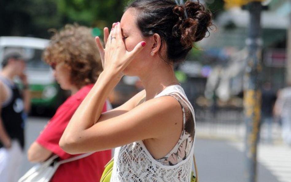 Autoridades piden extremar precauciones ante las altas temperaturas en Sonora. (Twitter: @HMOTelevisa)