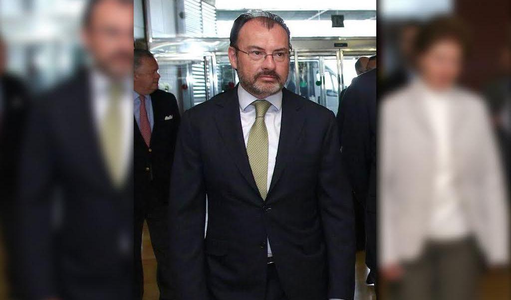 El secretario de Relaciones Exteriores, Luis Videgaray, inicia este martes una visita de trabajo a España. (Twitter/@SRE_mx)El secretario de Relaciones Exteriores, Luis Videgaray, inicia este martes una visita de trabajo a España. (Twitter/@SRE_mx)