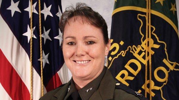 Carla Provost es la primera mujer en encabezar la Patrulla Fronteriza de Estados Unidos.