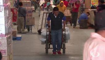Algunos robos se dan en las zonas de bodegas y pasillos y otros en zonas de carga y descarga. (Noticieros Televisa)