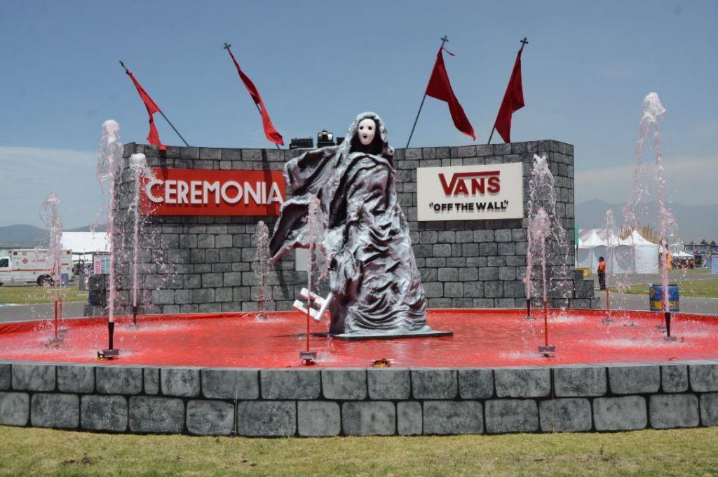 Cancelan festival de música Ceremonia por ráfagas de viento