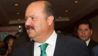 PGR solicitará formalmente la extradición de César Duarte, exgobernador de Chihuahua
