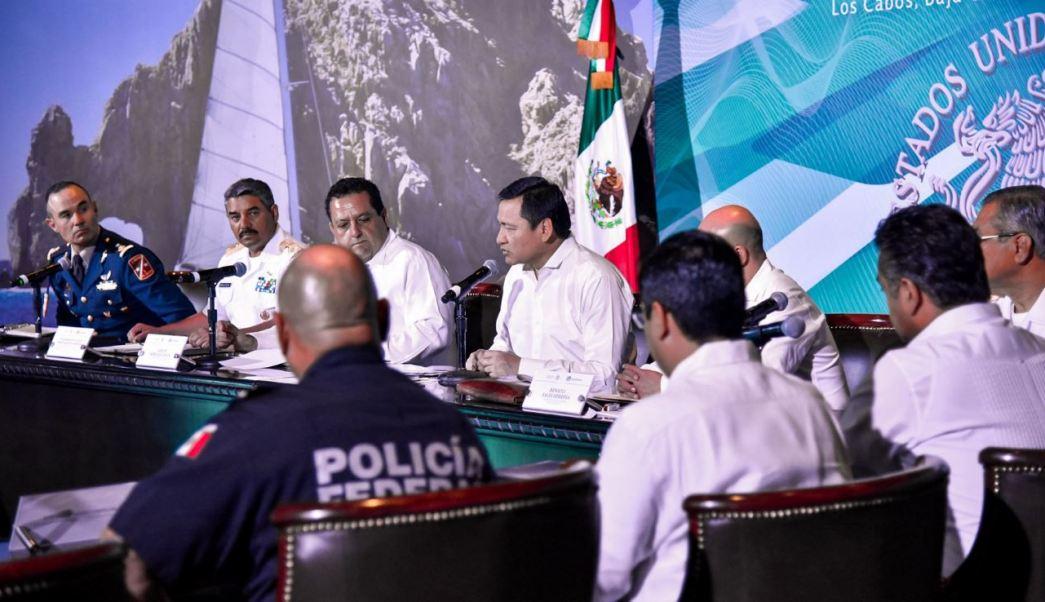 El gobernador de la entidad agradeció el apoyo y colaboración que el gobierno del presidente Enrique Peña ha brindado a su gestión (Twitter/@osoriochong)