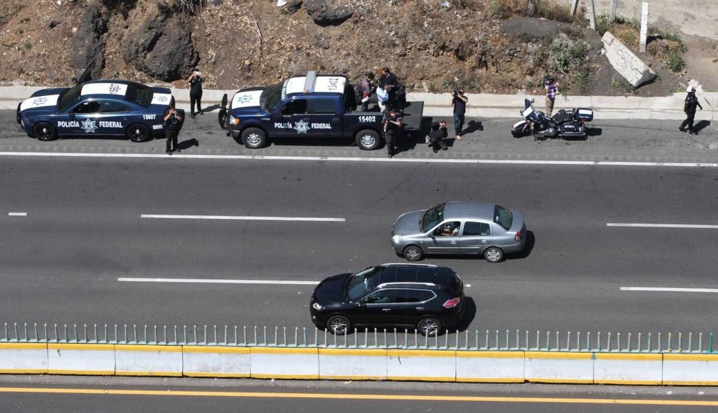 Cierran la circulación en la autopista Cuernavaca- Acapulco. (Notimex, Archivo)