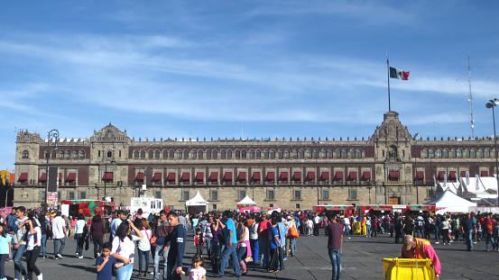 Mayoría de visitantes fueron de la Zona Metropolitana (Getty Images/Archivo)