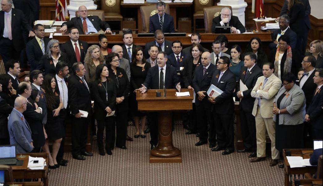 La ley fue aprobada con 95 votos a favor y 54 en contra. (AP)
