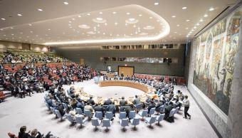 ONU, Consejo de Seguridad de Naciones Unidas, reunión, corea del norte, estados unidos