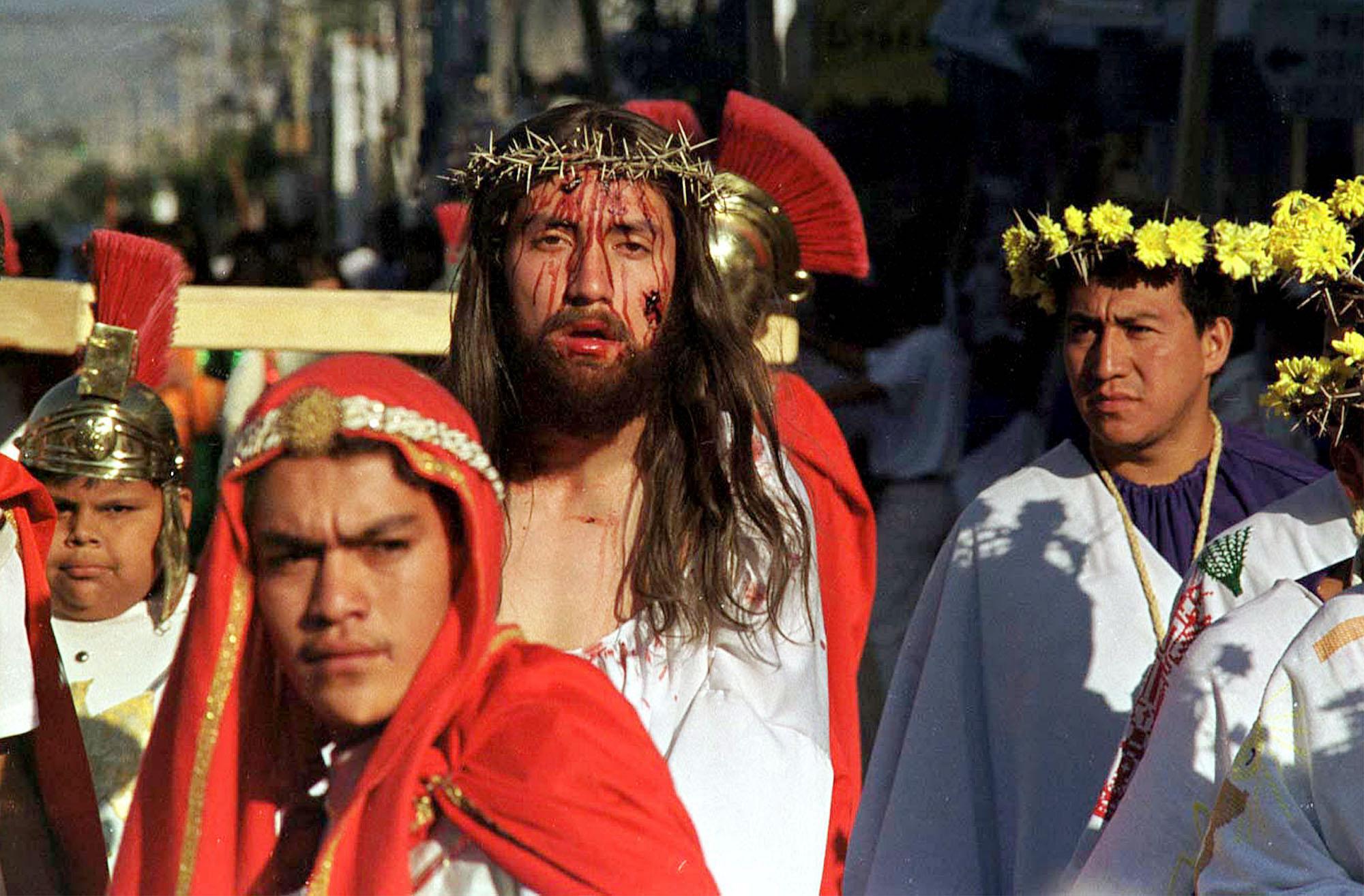 Inicia 174 representación de la Pasión de Cristo en Iztapalapa