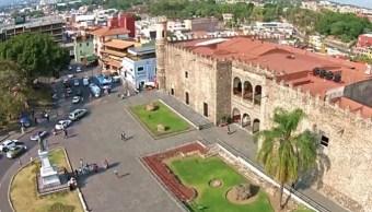 Vista panorámica de Cuernavaca, Morelos (Drone Films)