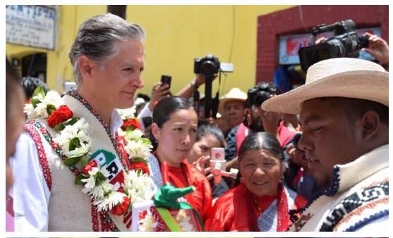 Alfredo del mazo, pri, estado de mexico, elecciones, política, educacion