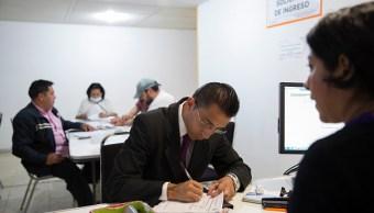La tasa de desempleo en México fue de 3.4 por ciento en el segundo mes de este año, su menor nivel desde abril de 2006,. (Getty Images)