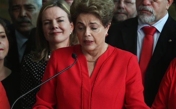 "Temer señaló que Cunha le dijo que iba a ""archivar todos los pedidos de 'impeachment' contra la presidenta Rousseff"" (GettyImages/Archivo)"