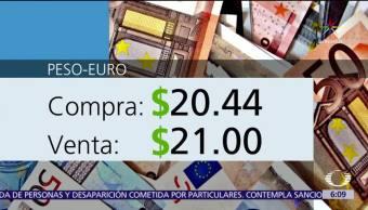 presio del dolar se vende en 19.35