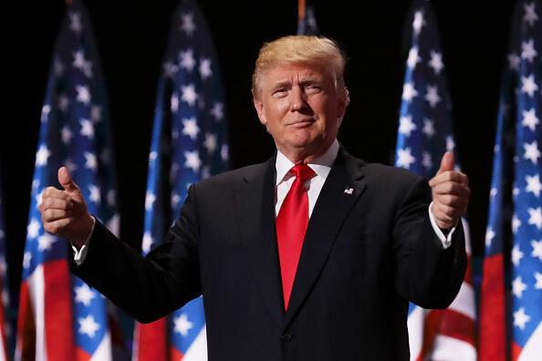 donald Trump, presidente, Estados Unidos, 100 días