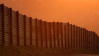 Donald Trump prometió un muro entre la frontera de Estados Unidos y México.
