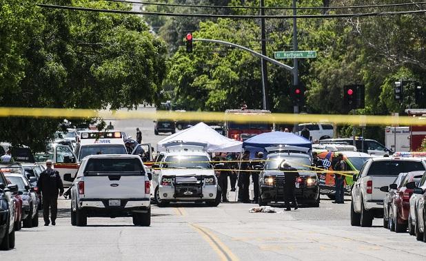 Durante el tiroteo varios estudiantes resultaron heridos de gravedad.