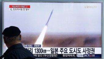 Comando Defensa Aeroespacial Misil Corea Norte