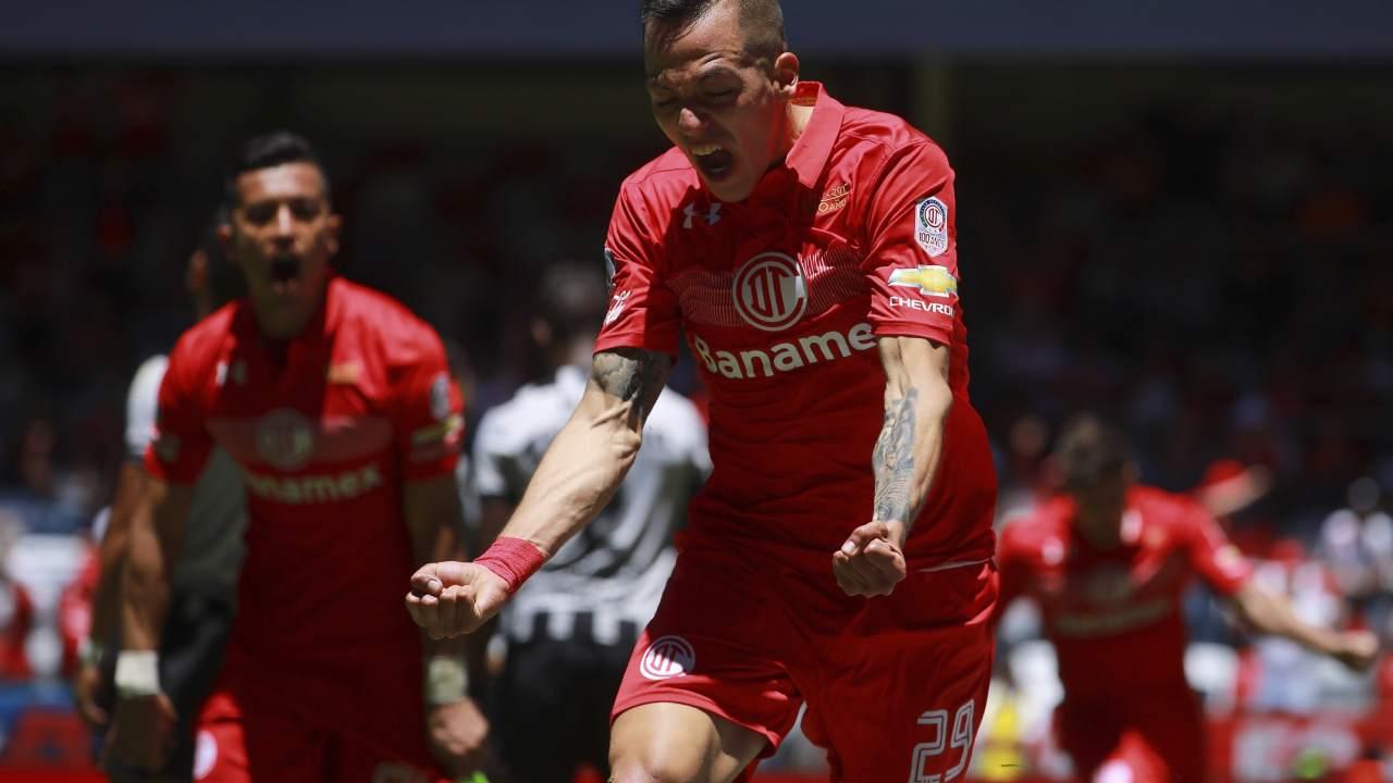 Erbin Trejo Toluca Necaxa Resumen Jornada 12 Liga MX