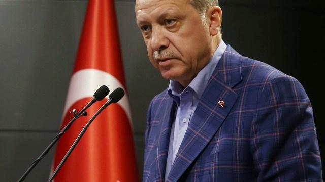 El presidente turco, Recep Tayyip Erdogan
