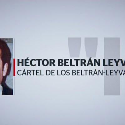 Dos Cortes de EU requieren a Héctor Beltrán Leyva por narcotráfico
