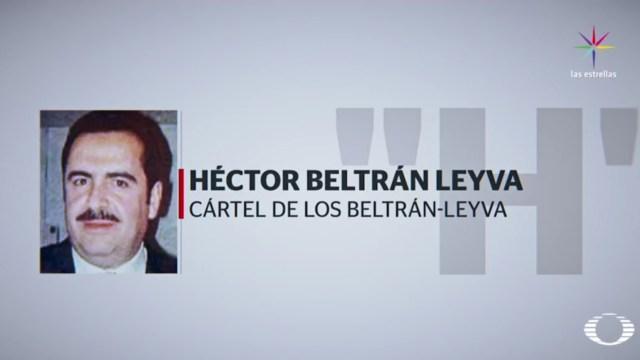 Héctor Beltrán Leyva, alias 'El H'. (Noticieros Televisa)