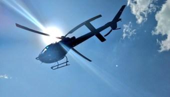 Policías británicos emplean helicóptero para filmar a gente teniendo sexo