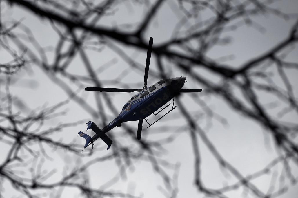 Doce muertos por accidente de helicóptero militar en Turquía