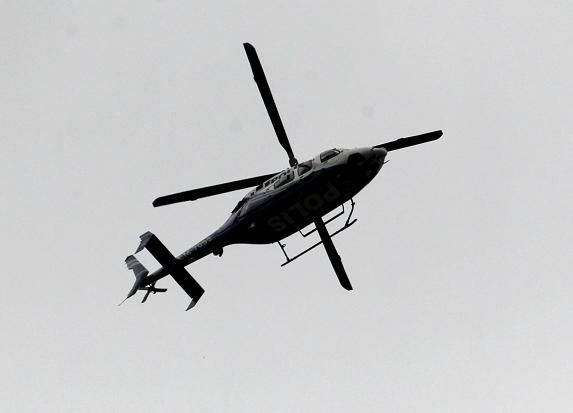 Helicóptero de la Policía en Turquía. (Getty Images, archivo)
