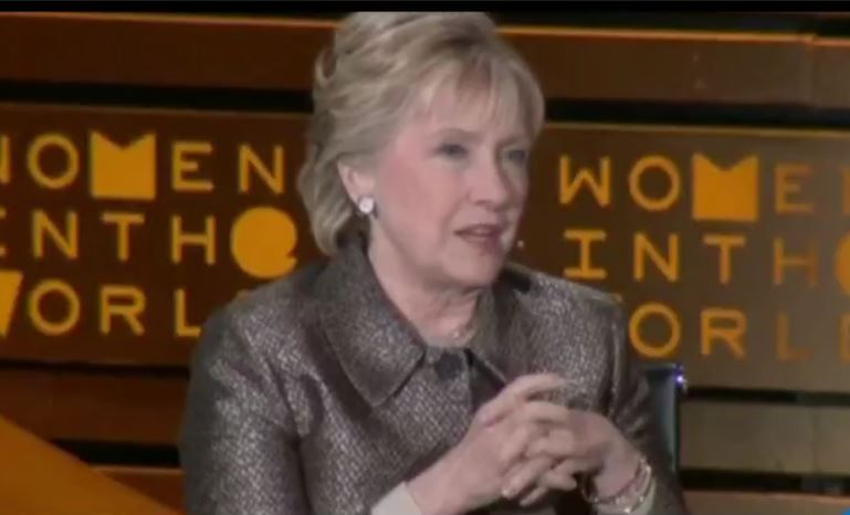 Hillary Clinton acusa que Vladimir Putin busca desestabilizar a las auténticas democracias (Noticieros Televisa)