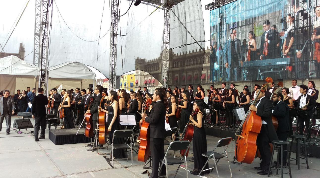A ritmo de mambo cierra el 33 Festival del Centro Histórico