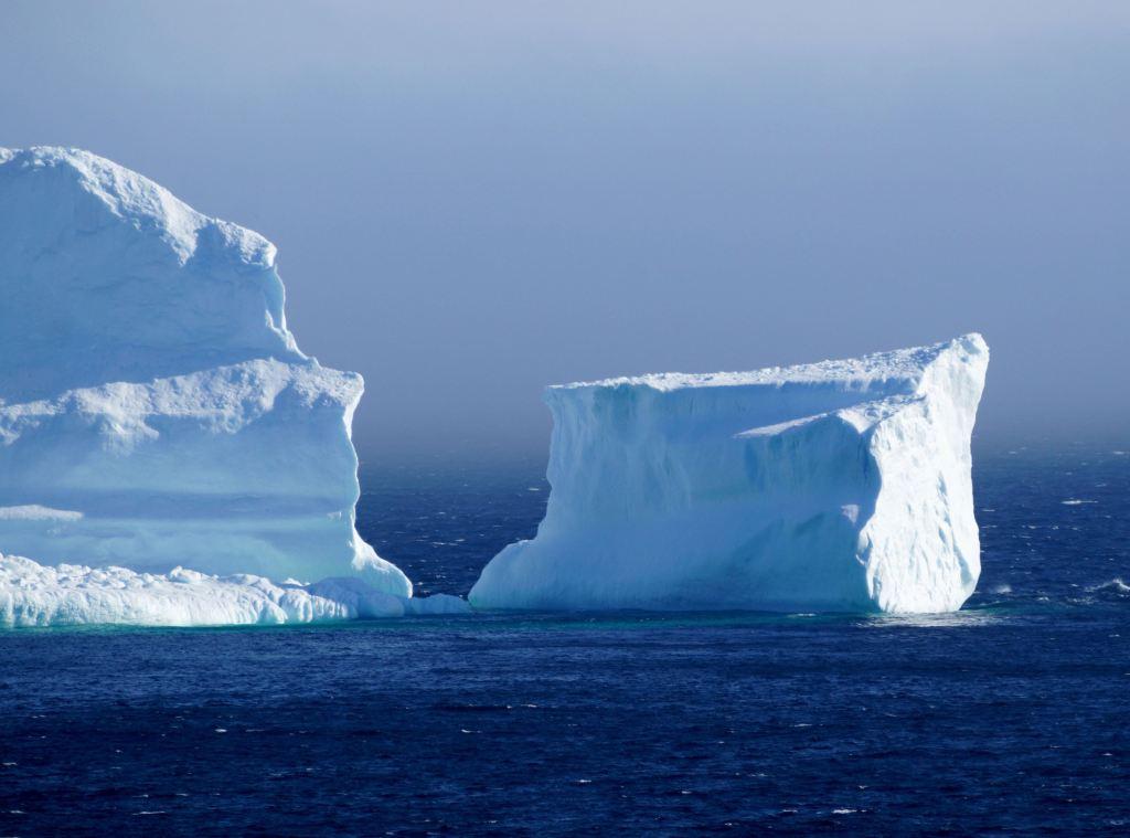 pasaje de los icebergs