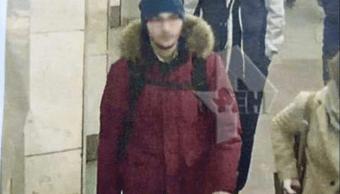 Imagen del supuesto autor del atentado en San Petersburgo. (Tomada del http://www.dailymail.co.uk)
