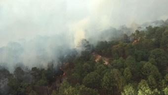 Incendio, Valle, Bravo, Bomberos