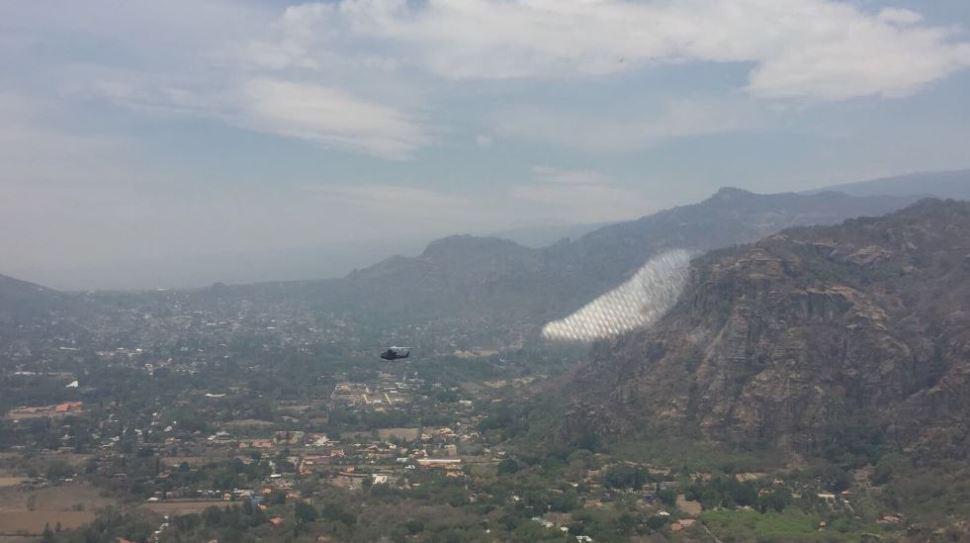 Morelos, Incendio, Ssp, Cdmx
