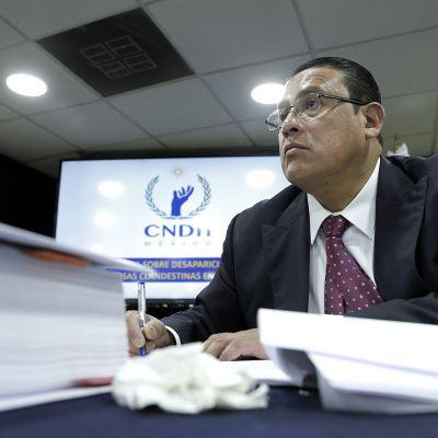 CNDH contrasta cifras oficiales en informe sobre desaparecidos y fosas clandestinas en México
