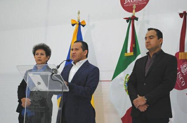 Eduardo Almaguer dijo que el resultado se dio, después de un operativo realizado el jueves pasado en ese centro penitenciario (Facebook/FiscalíaJalisco)